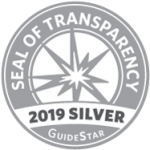 GuideStar 2019 Seal of Transparency